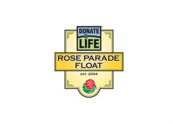 """""""The Melody of Life"""" Donate Life Float at the 130th Rose Parade"""