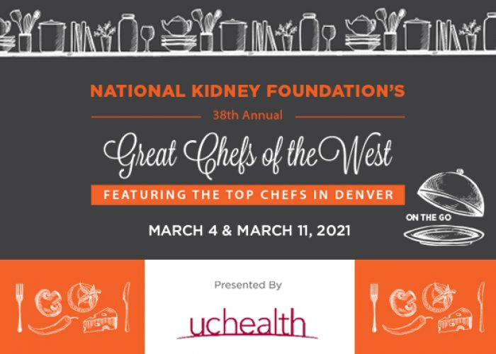 NKF's 38th Annual Great Chefs of the West: On the Go